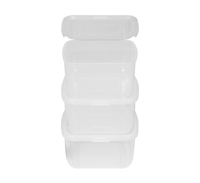 Myeverlid 3 X 500 ml Myeverlid Food Containers