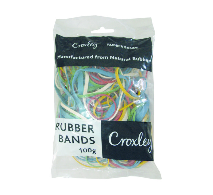 Croxley No. 99 Rubber Bands 100-Pack
