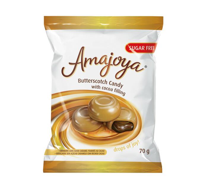 Amajoya Sugar Free Butterscotch (1 x 70g)