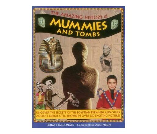Amazing History of Mummies and Tombs