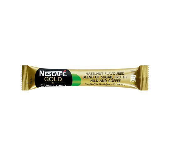 Nescafe Gold Cappuccino Coffee Hazelnut (20 x 18g)