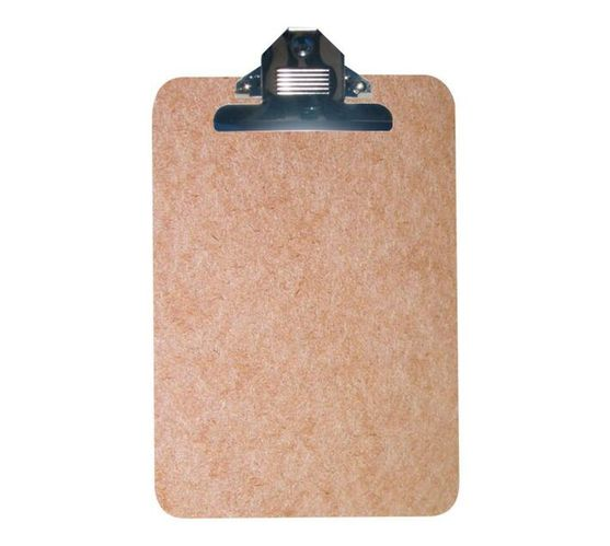 PARROT PRODUCTS CLIPBOARD 152x220mm MASONITE A5
