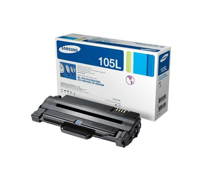 Samsung MLT-D105L - black - original - toner cartridge