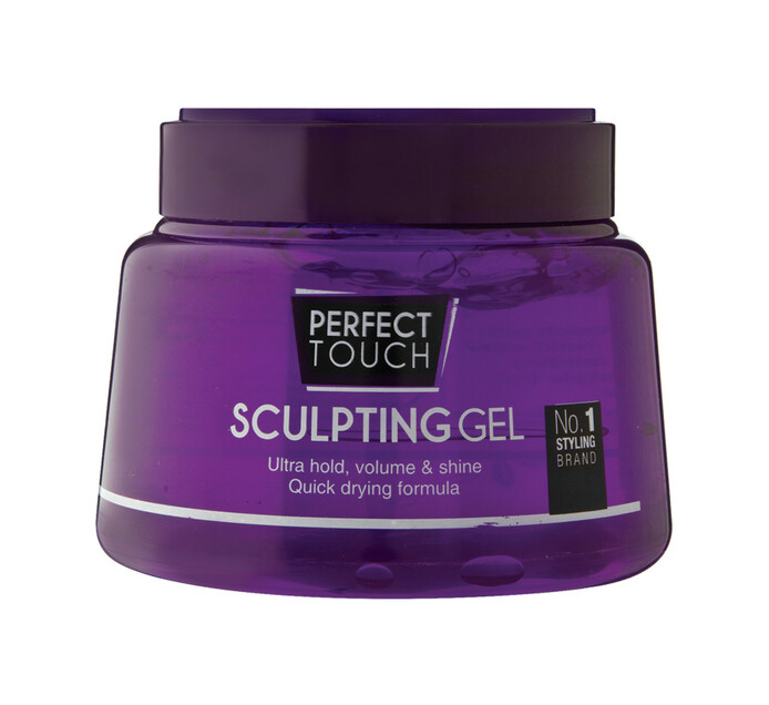 Perfect Touch Hair Gel Sculpting (1 x 500ml)