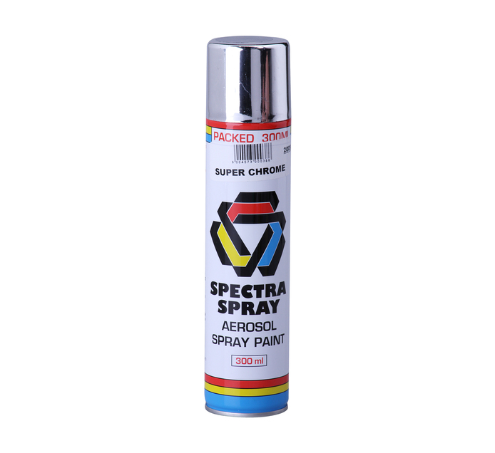 Spectra 300ML Spray Paint Super chrome
