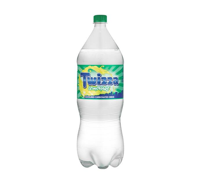 Twizza Soft Drink Lemonade (1 x 2L)