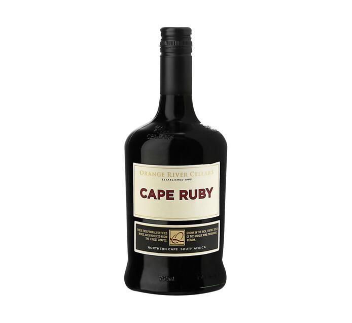 Orange River Cape Ruby (1 x 750ml)