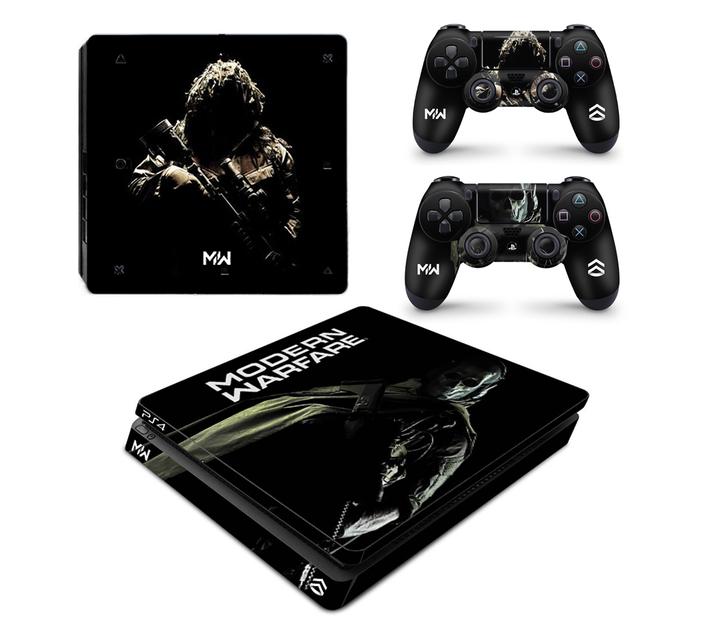 SKIN-NIT Decal Skin For PS4 Slim: Modern Warfare