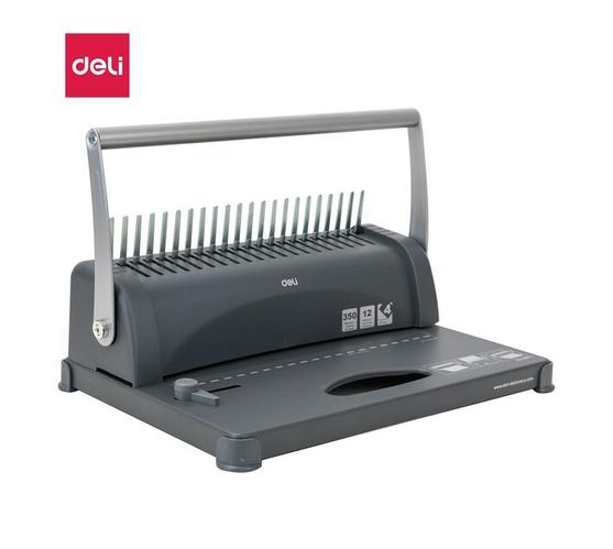 Deli Stationery Comb Binding Machine