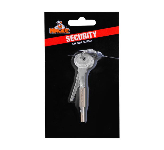 Mackie Securtiy Key Blocks Brass