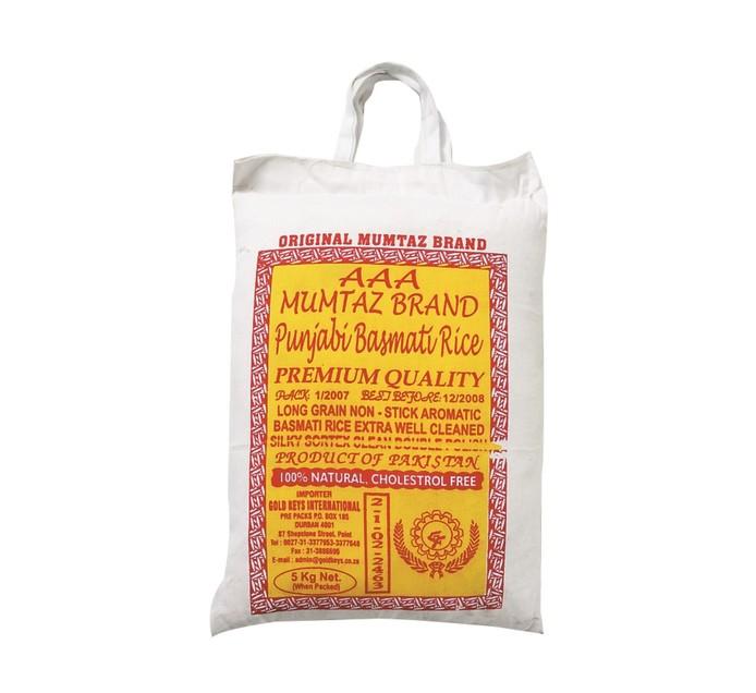 Mumtaz Basmati Rice (1 x 5kg)