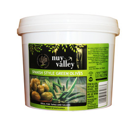 WILLOW CREEK Nuy Valley Olives Green (1 X 2.5KG)