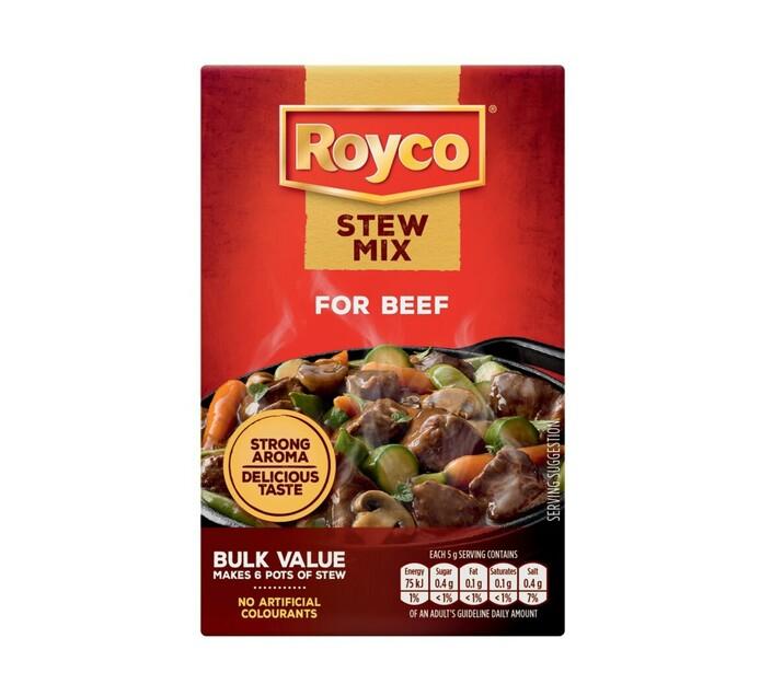 Royco Soup Stew Mix Beef (1 x 200g)