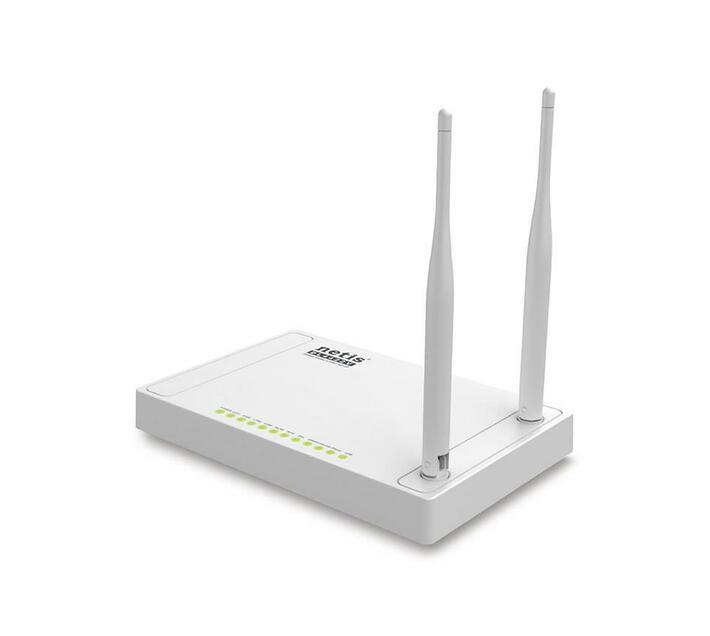 Netis DL4422V - wireless router - DSL modem - 802.11b/g/n - desktop