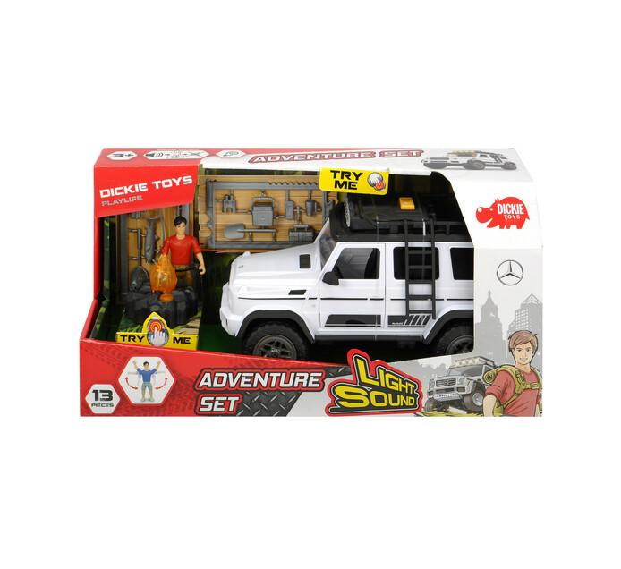 Dickie Adventure Set