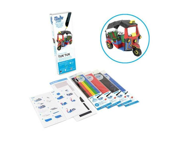 3Doodler Tuk-Tuk Project Kit