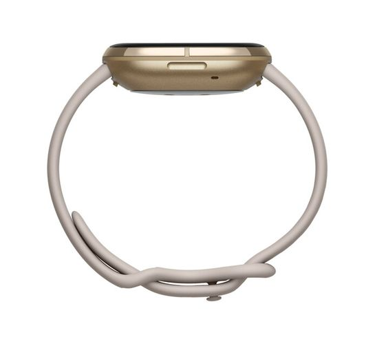 Fitbit Sense Lunar White/Soft Gold