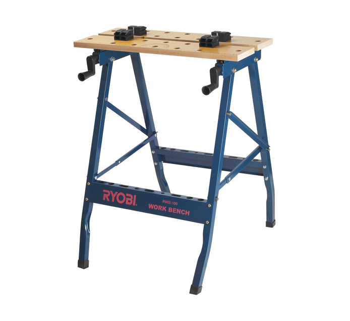 Ryobi 605mmX625mmX790mm Work Bench