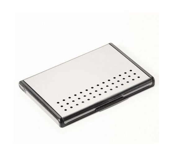Troika Business Card Case with Hydrodynamic Opening Mechanism MR. SLOWHAND