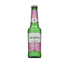 BELGRAVIA Gin and Pink Tonic RTD (24 x 275ml)