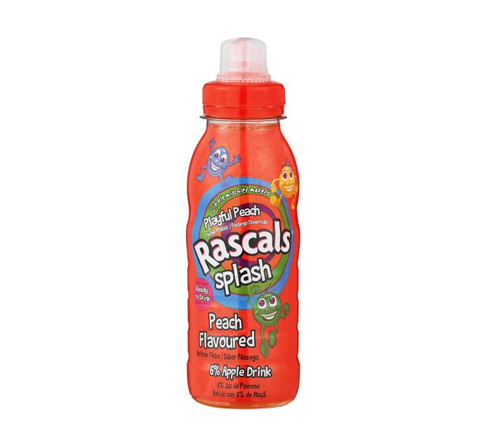 Rascals Rascals 6% Fruit Drink Peach (6 x 300ml)