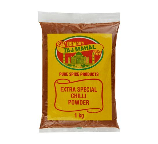 Osmans Spice Chilli Powder Exstra Special (1 x 1kg)