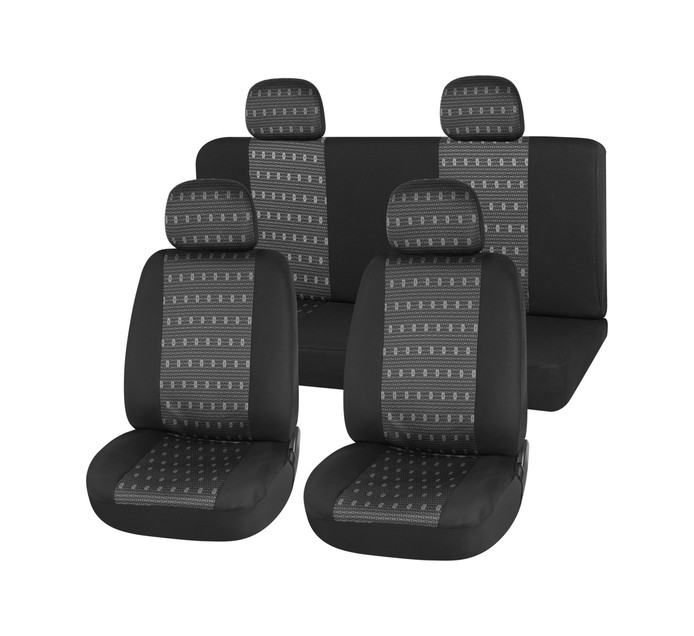 Gladiator 8 Piece Car Seat Cover Set