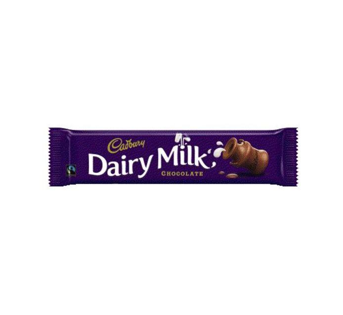 Cadbury Chocolate Slabs Chocolate (1 x 37g)