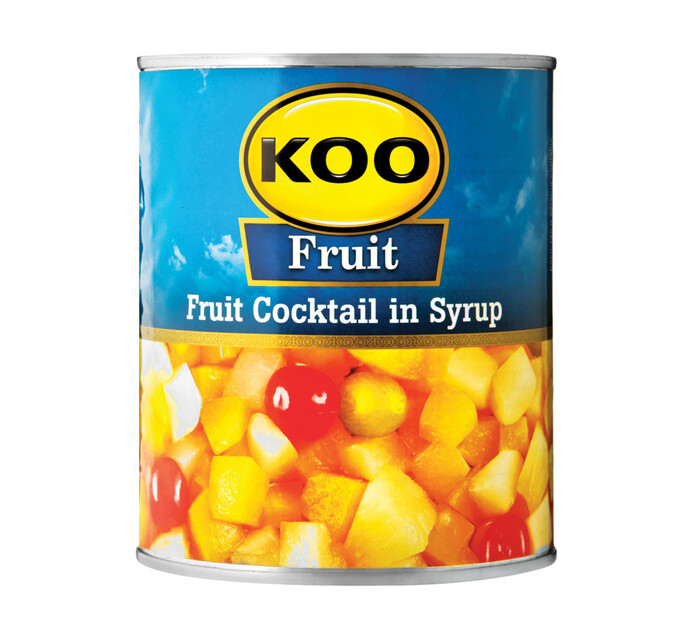 KOO Fruit Cocktail (6  x 825g)
