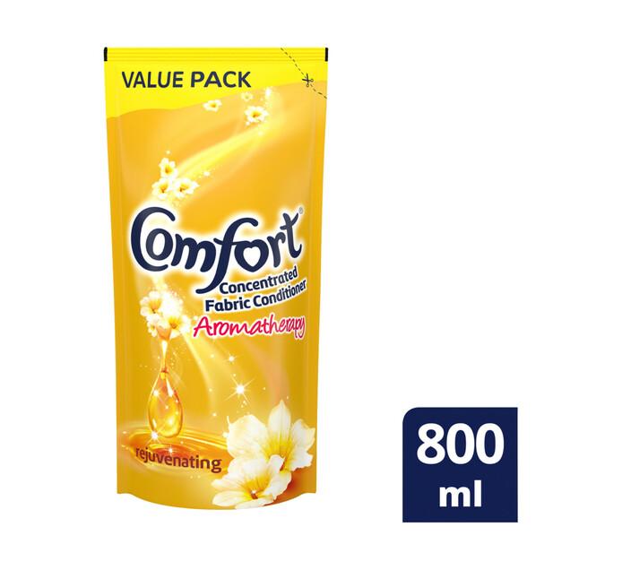 Comfort Fabric Conditioner Value Pack Rejuvenating (1 x 800ml)