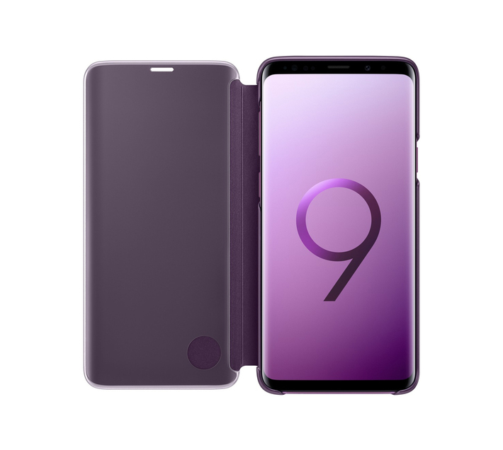 SAMSUNG GALAXY S9 PLUS CLEAR VIEW STANDING VIOLET