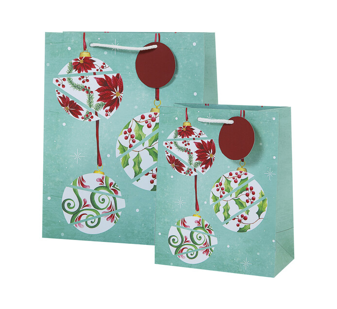 Creative 264mmx136mmx327mm Christmas Gift bags