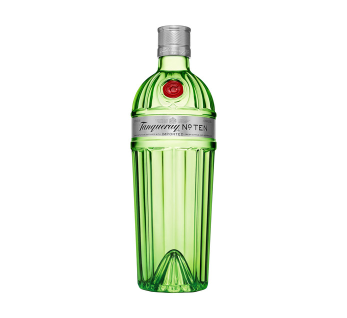 Tanqueray No. 10 Imported Gin (1 x 750 ml)