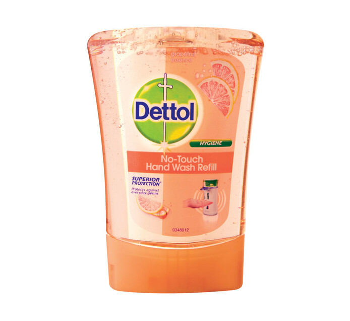 Dettol No Touch Hand Wash Refill Grapefruit (1 x 250ml)