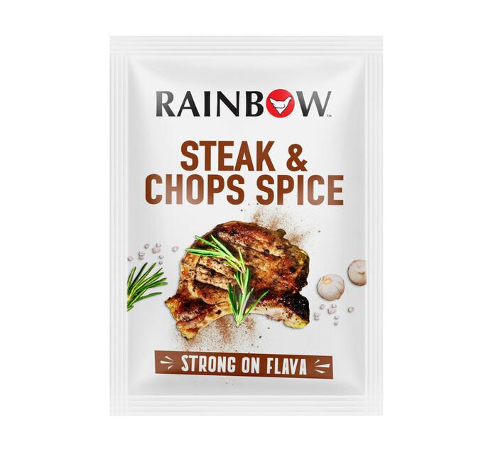 Rainbow Spice Steak & Chops (2 x 5's)