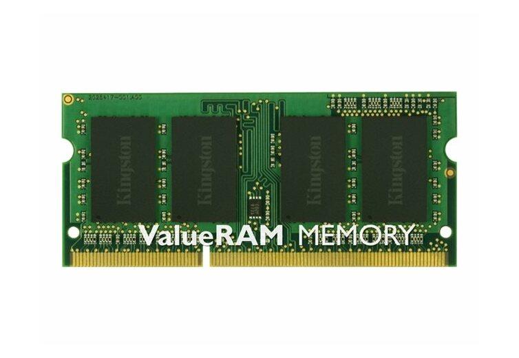 Kingston ValueRAM - DDR3L - 4 GB - SO-DIMM 204-pin
