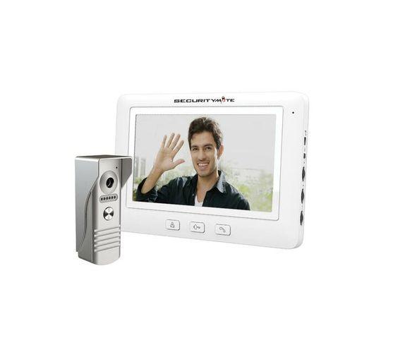 Securitymate 7-inch Colour Video Door phone