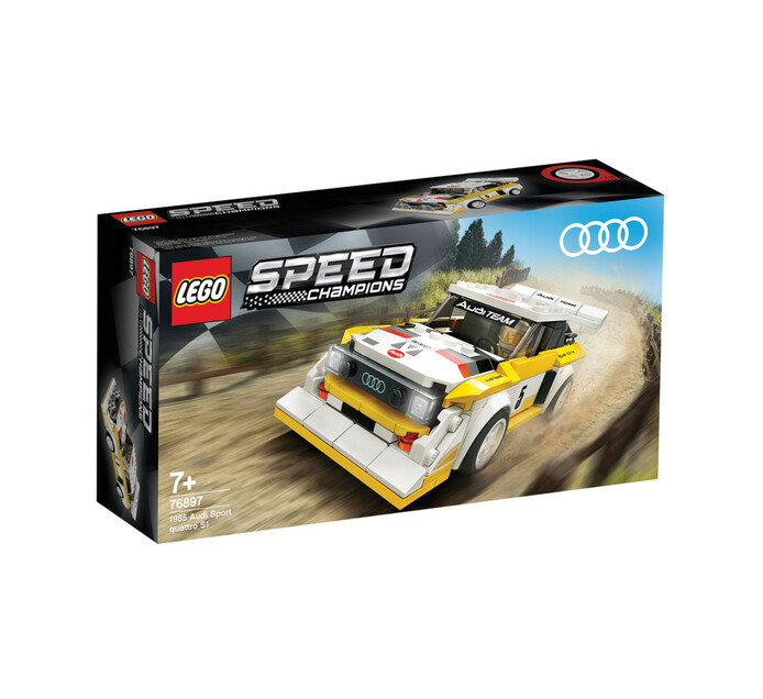 LEGO SPEED CHAMPIONS AUDI SPORT QUATTRO