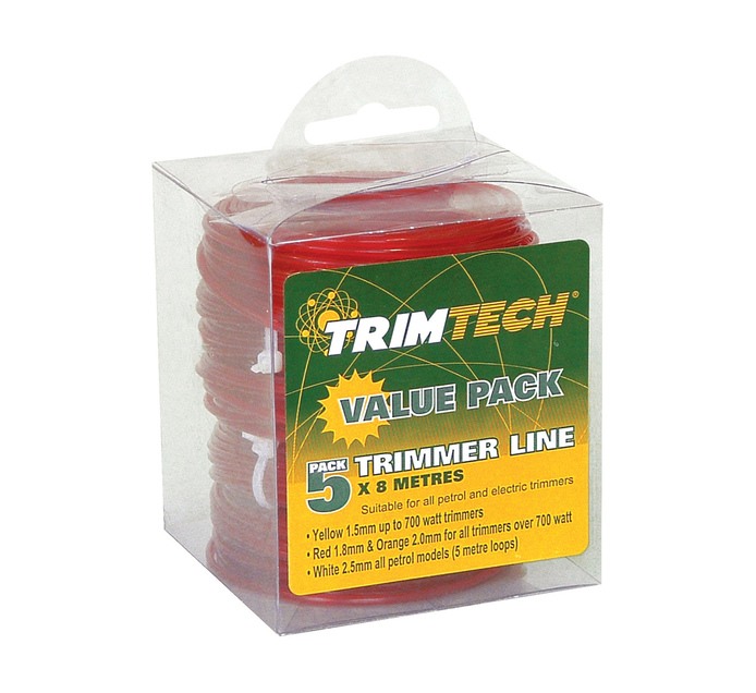 Trimtech Trimmer Replacement Line 5-Pack