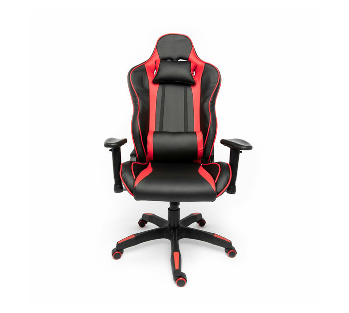 Silverstone Gaming & Office Chair (Black & Red)