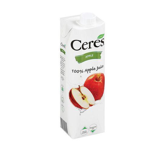 Ceres Fruit Juice Apple (12 x 1L)