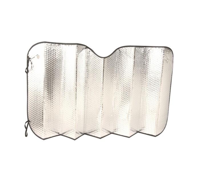 Moto-quip Aluminium Carcool Silver
