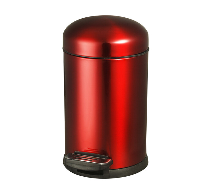 Home Living 20 l Stainless Steel Pedal Bin