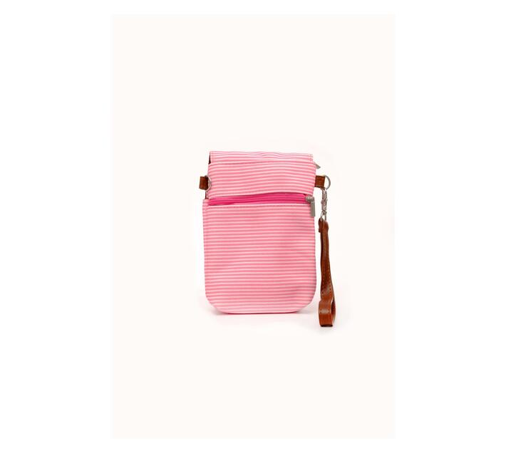 Instax Canvas Phone & Film Bag Flamingo Pink
