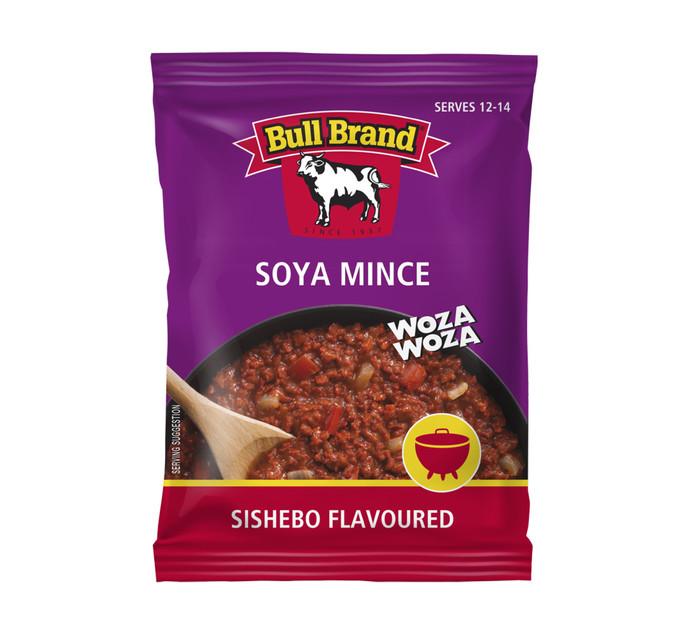 Bull Brand Woza Woza Soya Mince Sishebo (1 x 400g)