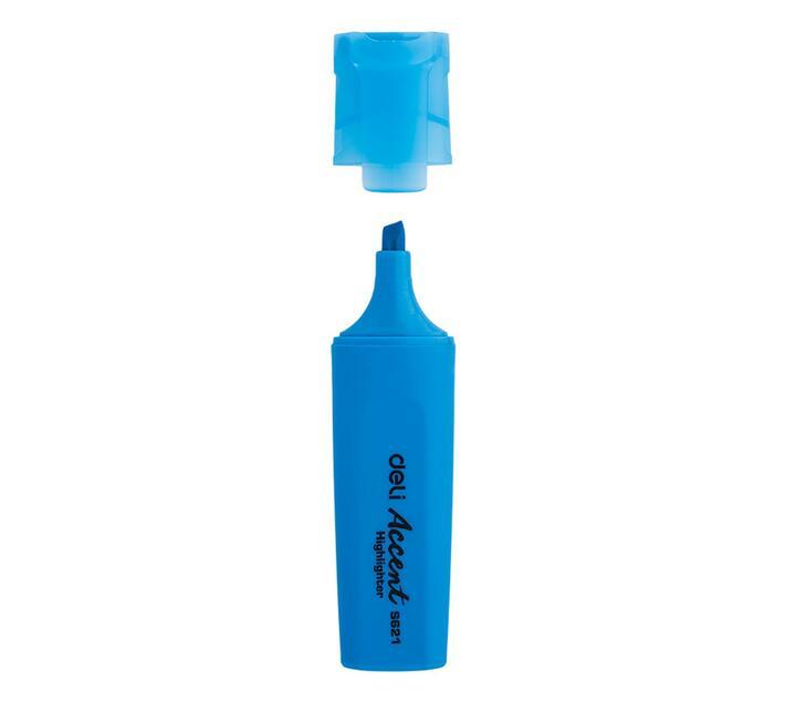 Highlighters Blue Box-10pcs