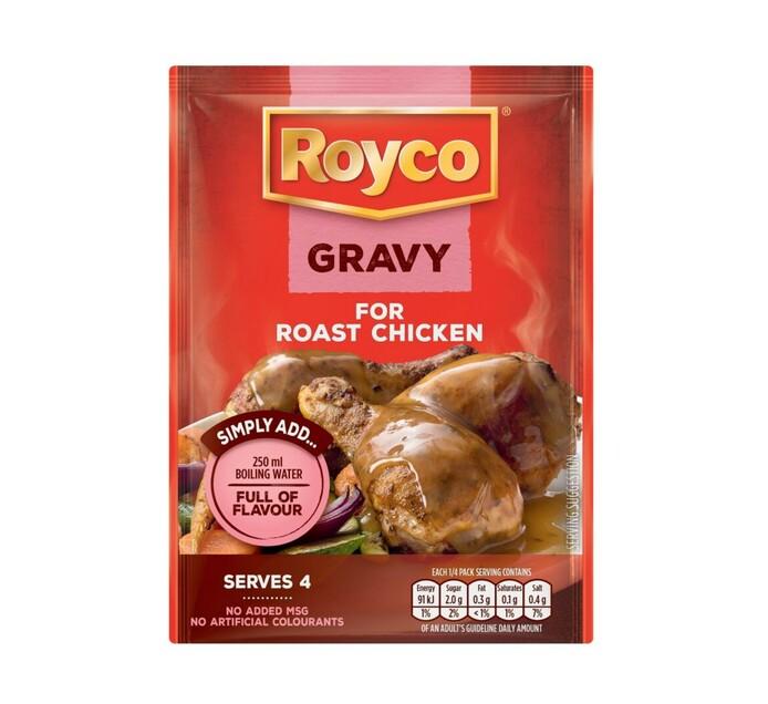 Royco Packet Gravies Roast Chicken (1 x 32g)