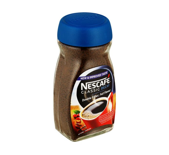 Nescafe Classic Coffee Decaf (1 x 200g)