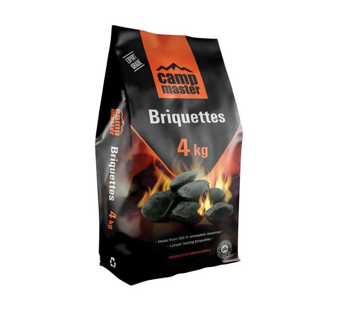 Camp Master 4 kg Briquettes