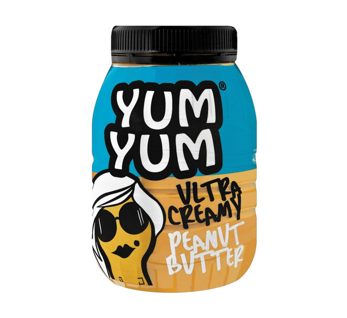 Yum Yum Peanut Butter Ultra Creamy (1 x 800g)